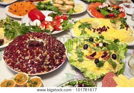 Banquet Salads