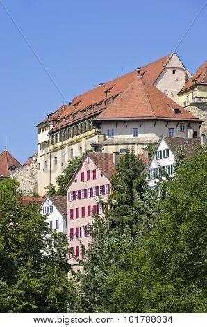 Schloss Hohen Tubingen Castle