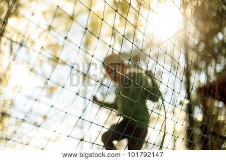 Practice nets playground