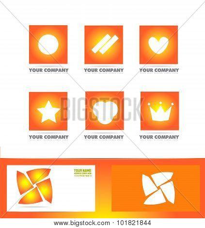 Logo Design Icon Elements Set