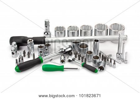 Tool For Tightening Unscrewing