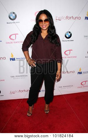 LOS ANGELES - SEP 15:  Mechelle Epps at the
