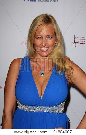 LOS ANGELES - SEP 15:  Lorraine Ziff at the