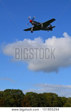 75th Battle of Britain flypast.