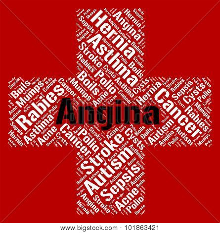 Angina Word Means Congestive Heart Failure And Ailment