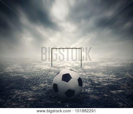 Post-apocalyptic Football (soccer)