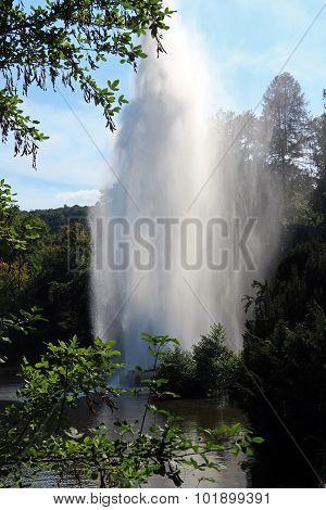 Bergpark fountain