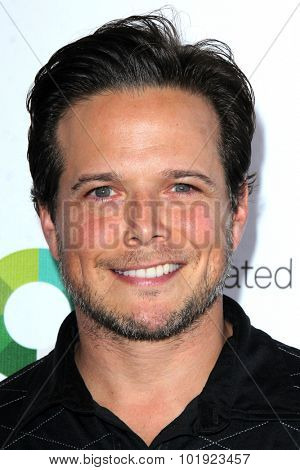 LOS ANGELES - JUN 8:  Scott Wolf at the SAG Foundations 30TH Anniversary LA Golf Classi at the Lakeside Golf Club on June 8, 2015 in Toluca Lake, CA
