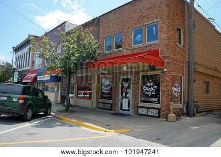 The Sandlot Sports Bar