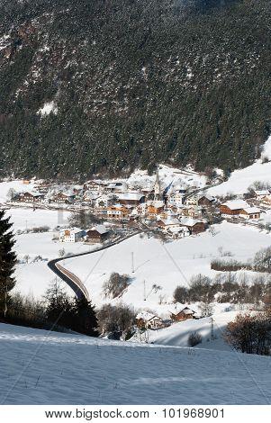 Alpine Village, Northern Italy