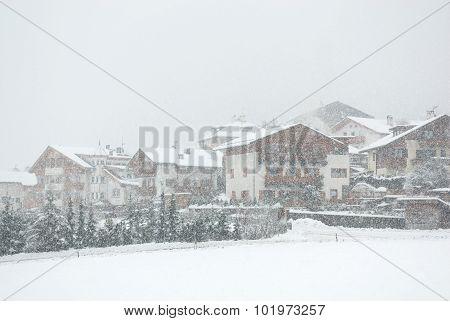 Alpine Chalets, Northern Italy