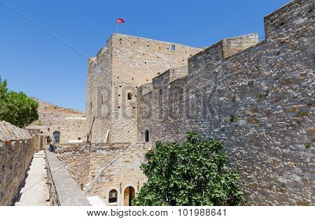 Cesme castle, Turkey