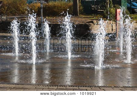 Water Fountain 02