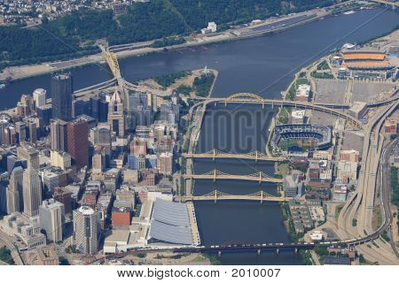 Pittsburgh Aerial
