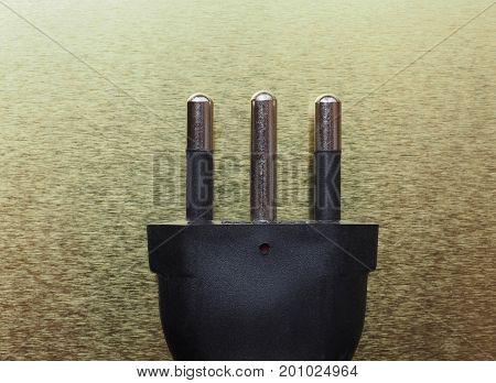 Italian Electrical Plug