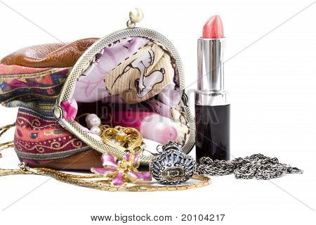 The Handwork Does Bag And  Jewelry