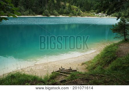 Lake Urisee is a lake in the surroundings of Reutte Austria