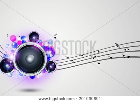 Music Funky Background