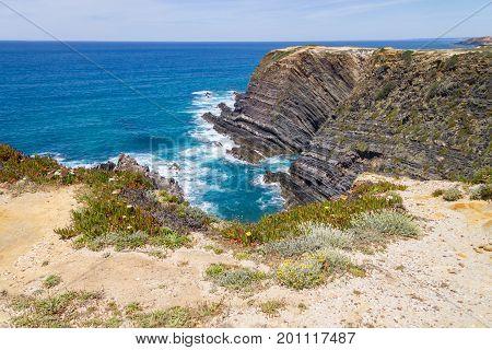 Cabo Do Sardao Beach