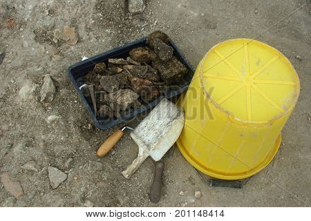 Archaeology Tools And Finds
