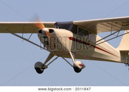 1946 Aeronca Airplane