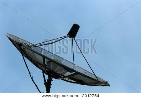 Old Satellite Dish