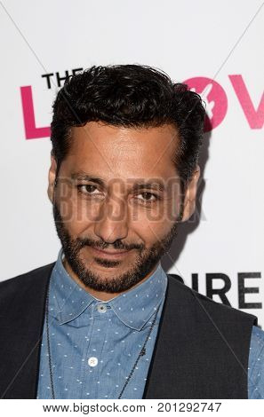LOS ANGELES - AUG 23:  Cas Anvar at the