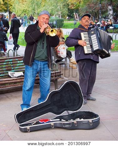 Street Musicians Band