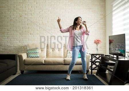 Singing In The Living Room