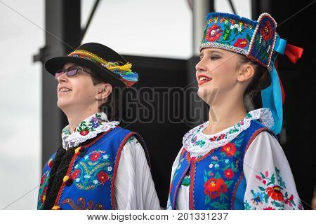 Ukrainian Independence Day In Toronto