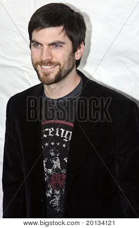"NEW YORK - MARCH 1: Actor Wes Bentley attends the movie premiere of ""Remember Me"" at the Paris Theatre on March 1, 2010 in New York City."