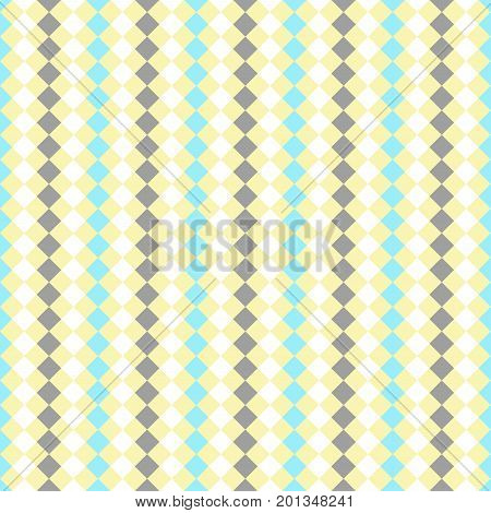 Argyle Pattern. Geometrical simple image illustration. Creative luxury gradient style. Print cloth clothing dress label banner cover card website web wrapper