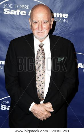 NEW YORK - NOVEMBER 11: Actor Dominic Chianese attends the 8th annual Joe Torre Safe at Home Foundation Gala at Pier 60 at Chelsea Piers on November 11, 2010 in New York City.
