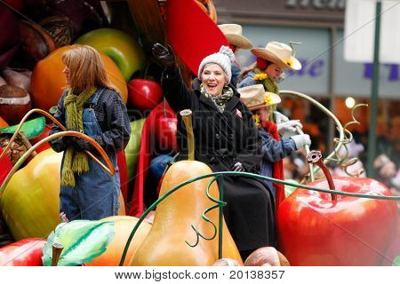 NEW YORK - NOVEMBER 25: Betty Buckley attends the 84th Macy's Thanksgiving Day Parade on November 25, 2010 in New York City.