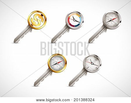Stopwatch - Time And Key 6