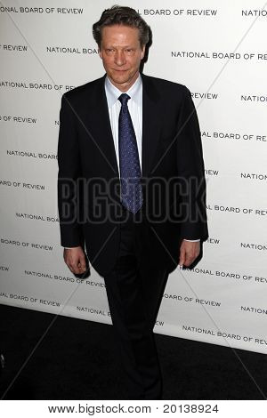 NEW YORK - JAN 11: Chris Cooper attends the 2011 National Board of Review of Motion Pictures Gala at Cipriani's on January 11, 2011 in New York City.