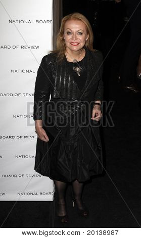 NEW YORK - JAN 11: Actress Jacki Weaver attends the 2011 National Board of Review of Motion Pictures Gala at Cipriani's on January 11, 2011 in New York City.