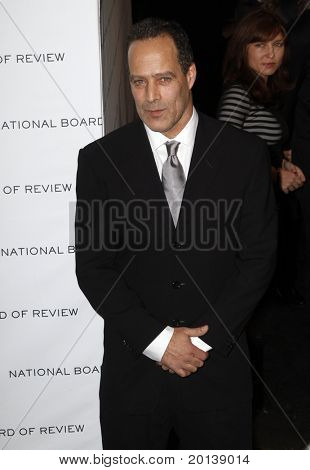 NEW YORK - JAN 11: Sebastian Junger attends the 2011 National Board of Review of Motion Pictures Gala at Cipriani's on January 11, 2011 in New York City.