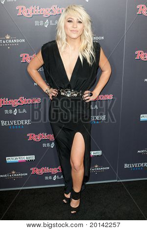 HOLLYWOOD, CA. - NOV 21: BC Jean arrives at the 2010 American Music Awards Rolling Stone Magazine VIP After Party at Rolling Stone Restaurant and Lounge on November 21, 2010 in Hollywood, California.