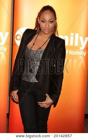 LOS ANGELES - MAY 14:  Raven-Symone at the Disney ABC Television Group May Press Junket 2011 at ABC Building on May 14, 2011 in Burbank, CA