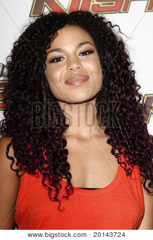 LOS ANGELES - MAY 14:  Jordin Sparks at the KIISFM 2011 Wango Tango Event at Staples Center on May 14, 2011 in Los Angeles, CA