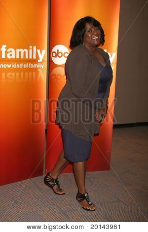 LOS ANGELES - MAY 14:  Loretta Devine at the Disney ABC Television Group May Press Junket 2011 at ABC Building on May 14, 2011 in Burbank, CA