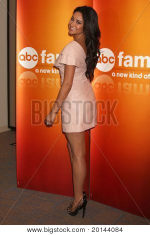 LOS ANGELES - MAY 14:  Shay Mitchell at the Disney ABC Television Group May Press Junket 2011 at ABC Building on May 14, 2011 in Burbank, CA