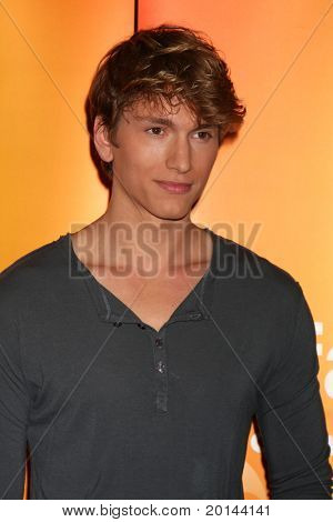 LOS ANGELES - MAY 14:  Benjamin Stone at the Disney ABC Television Group May Press Junket 2011 at ABC Building on May 14, 2011 in Burbank, CA