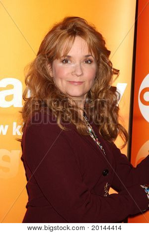 LOS ANGELES - MAY 14:  Lea Thompson at the Disney ABC Television Group May Press Junket 2011 at ABC Building on May 14, 2011 in Burbank, CA