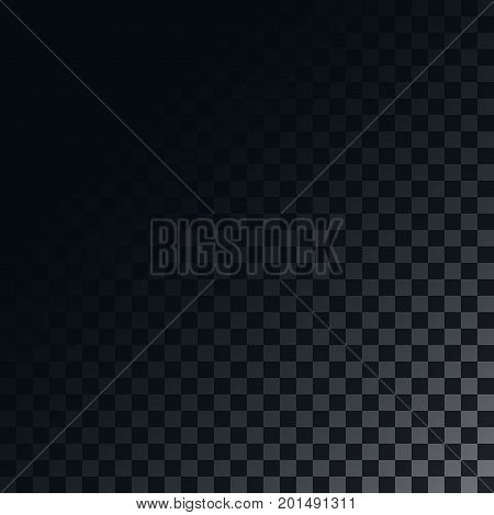 Checkered background in penumbra. Checkered pattern square vector check pattern illustration black and white checkered pattern