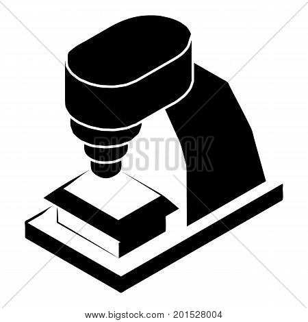 Machine tool icon. Simple illustration of machine tool vector icon for web