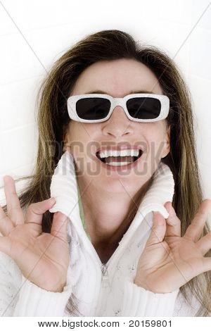 fun in sunglasses