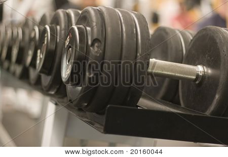 big weights