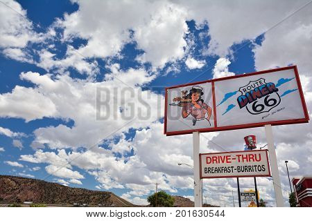Legendary Route 66 Diner Is A Classic On Historic Highway Route 66